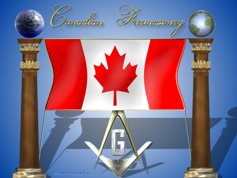 how to become a freemason canada
