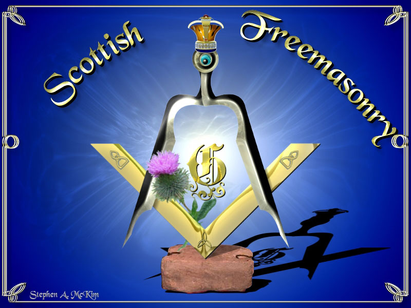 International Masonic Graphics Lodge St  Andrew 518 Freemason Masonic