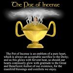 The Pot of Incense
